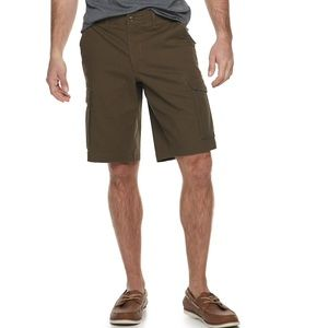 Men's ripstop cargo shorts/Sonoma flex wear